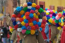 Danzantes Mexico Colores