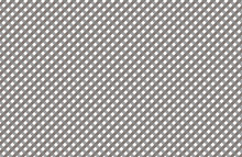 Gray And White Gingham Pattern...