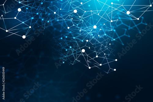 Blue network interface