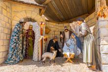 Traditional Nativity Scene Dep...