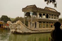 Boat In Kunming Lake