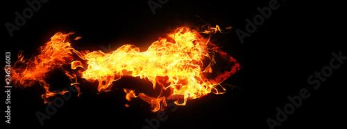 Recess Fitting Fire / Flame Fire arrow