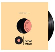 Vinyl Record To Day Of Tango