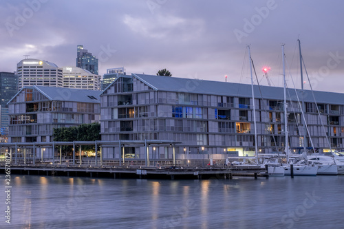 Keuken foto achterwand Buenos Aires Old wharf warehouse converted to luxury apartments