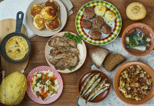 Swedish homemade cuisine