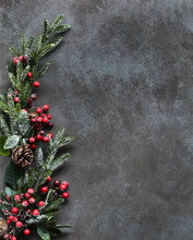 Mistletoe Background