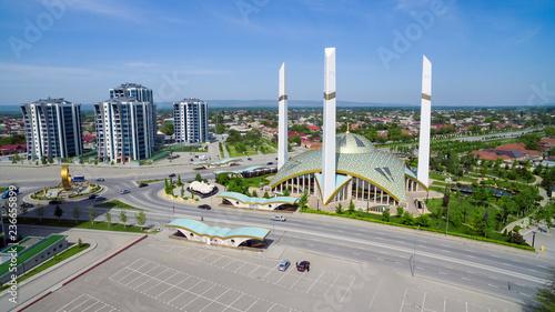 Deurstickers Asia land Mosque