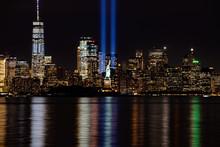9/11 Memorial Beams With Statu...