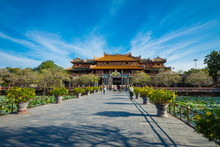 Imperial Royal Palace Of Nguye...