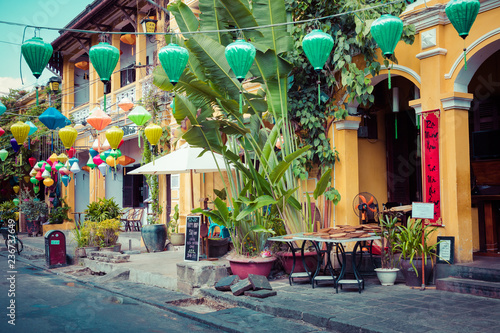 Foto  Hoian Ancient town houses