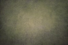 Olive Green Abstract Old Background