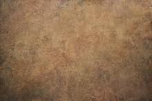 Orange Brown Art Hand-painted Background