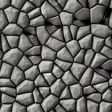 Cobble Stones Irregular Mosaic...