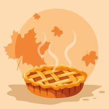 Apple Pie Icon