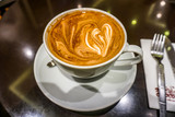 Cup of Mocca Coffee