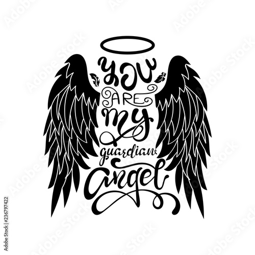 Download Angel Black And White Cartoon Images