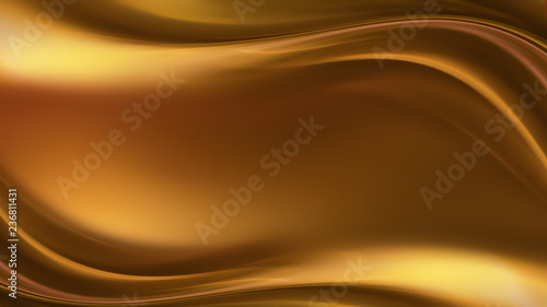 Photo  abstract gold background