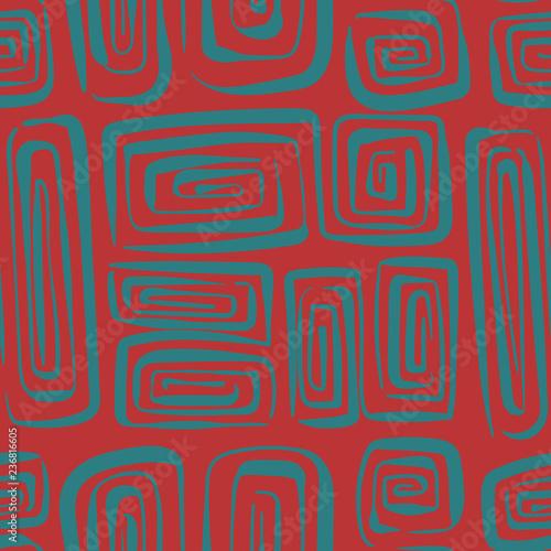 Photo  seamless pattern