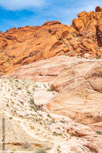 Foto op Aluminium Verenigde Staten Red Rock Canyon Las Vegas
