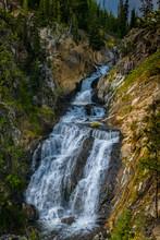 Mystic Falls, Yellowstone National Park