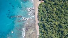 Tropical Island In Costa Rica