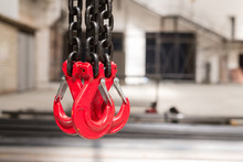 Red Hook On Steel Chain
