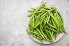 Green Fresh Beans