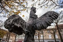 Sculpture Cop Français