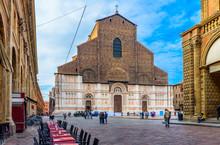 Basilica Of San Petronio On Pi...