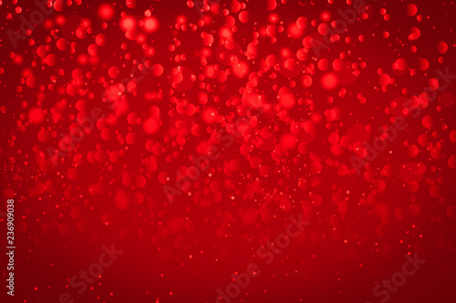 red glitter texture christmas background - 236909038