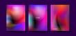 blur, colorful spots