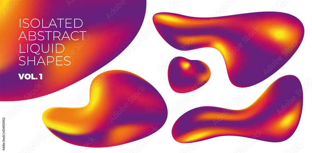 Photo Art Print Background Colorful Abstract Vector