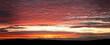 Sunset, west Cornwall, England, UK.