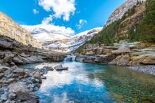 Beautiful Stream At Monte Perd...