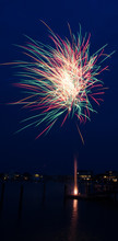 Firework Exploding: A Long Exp...