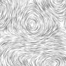 Vector Monochrome Field Visualization Of Forces. Magnetic Or Gravitational Fluctuations Chart. Science Backdrop With A Matrix Of Arows With Magnitude And Direction. Flow Representation. Interaction.