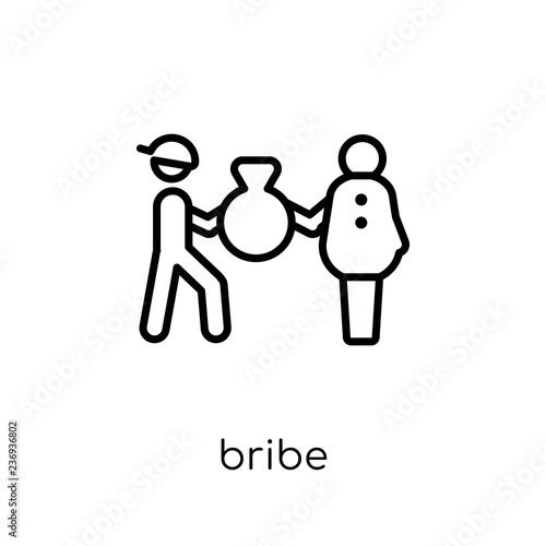 Fotografía  Bribe icon from Political collection.