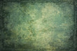 Green abstract old background