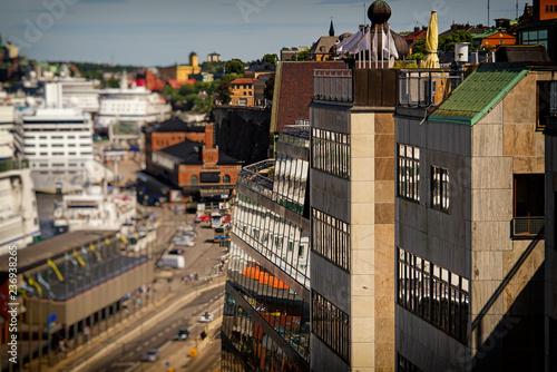 Photo  Old Town Detail, Stockholm, Sweden