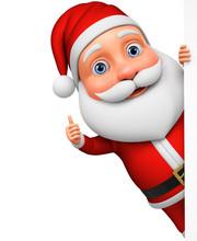 Cartoon Character Santa Claus ...