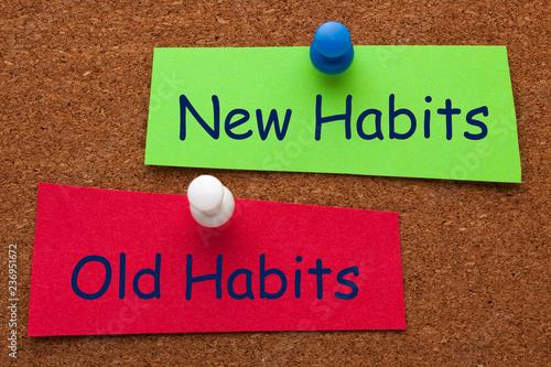 Fotografia  New Habits Old Habits Choice