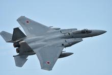 航空自衛隊のF-15戦闘機