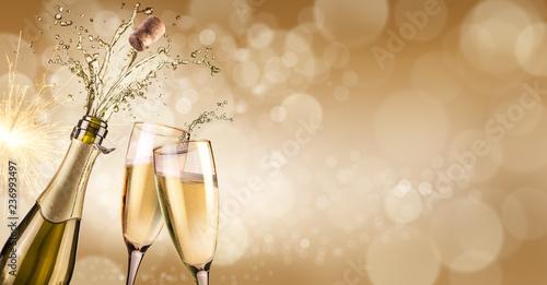 Fotografija Celebration with champagne