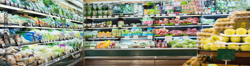 Cuadros en Lienzo  スーパーマーケット