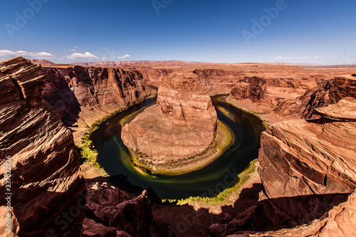 Zdjęcie XXL Horseshoe Bend Arizona