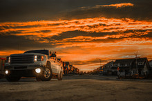 Orange Sky Pickup
