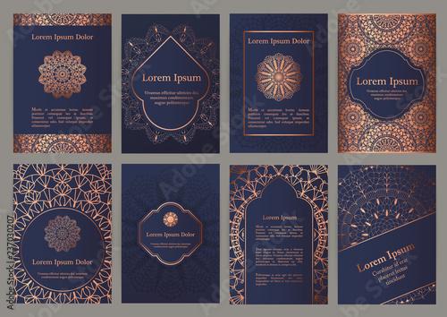 Fototapeta Wedding invitation,  thank you card obraz