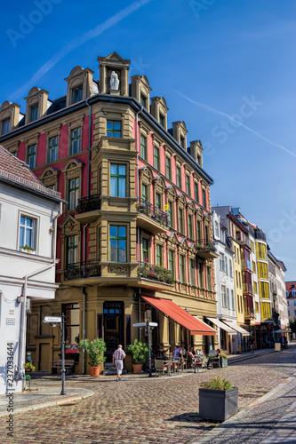 Spoed Foto op Canvas Centraal Europa Berlin-Köpenick