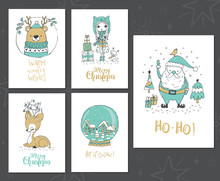 Christmas Greeting Cards With ...