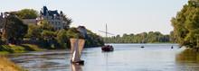 La Loire En Anjou Et Ses Bateaux
